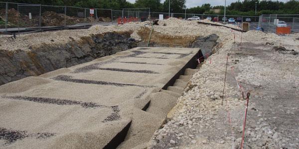 Soakaway Drainage Supplies Materials Gravel Shingle