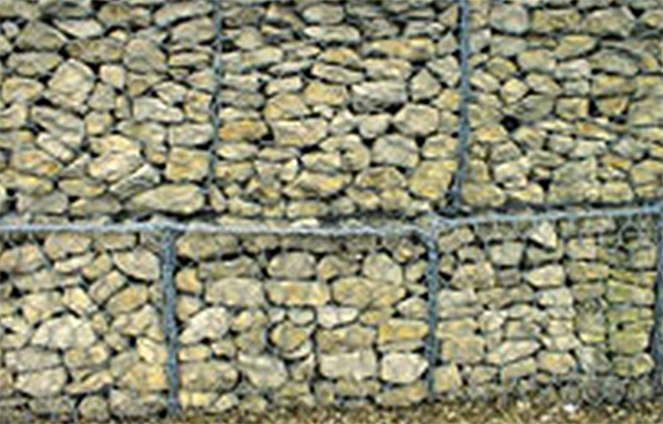 Gabion Stone Fill Wall Case Study Gabion Walls Amp Cages