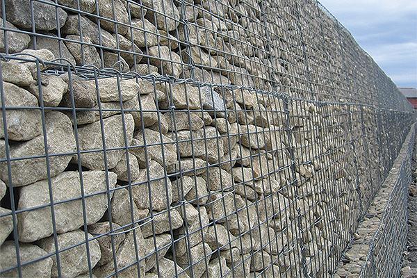 Gabion Stone Gabion Stones For Walls Amp Cages Supplies Uk