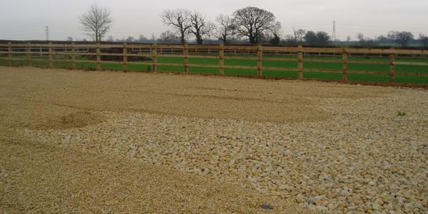 Equestrian Menage Amp Riding Arena Surfaces Construction