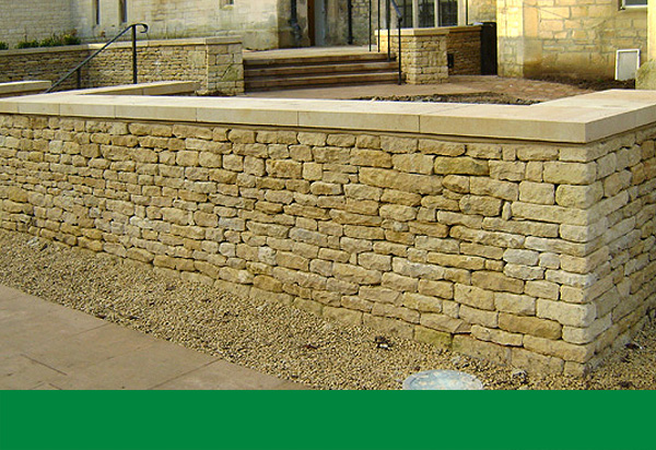 Cotswold Dry Stone Walling Smith Bletchington