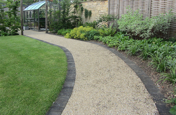 ... Self Binding Limestone Path Gravel Is An Attractive Yet An Inexpensive  Way Of Creating Walk Ways, Cycle Paths Or A Path To The Bottom On The Garden .